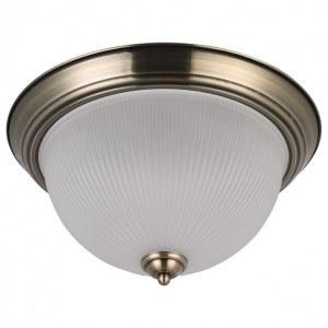 Фото 1 Накладной светильник FR2913-CL-02-BZ в стиле классический