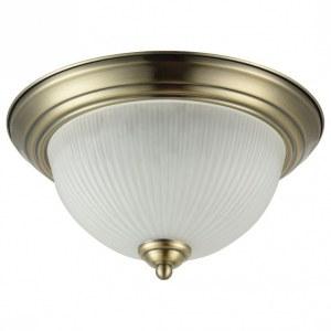 Фото 1 Накладной светильник FR2913-CL-03-BZ в стиле классический