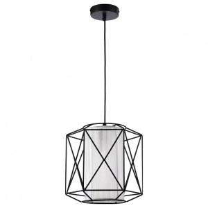 Фото 2 Подвесной светильник FR4313-PL-01-BL в стиле модерн