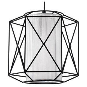 Фото 1 Подвесной светильник FR4313-PL-01-BL в стиле модерн