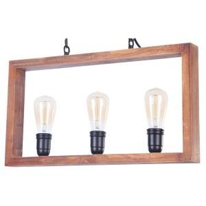 Фото 1 Подвесной светильник FR4560-PL-03-B в стиле техно