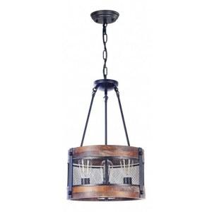 Фото 2 Подвесной светильник FR4561-PL-03-B в стиле техно