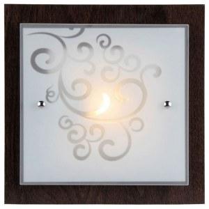 Фото 1 Накладной светильник FR4811-CL-01-BR в стиле модерн