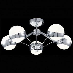 Фото 2 Накладной светильник FR5009CL-05CH в стиле модерн