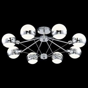 Фото 2 Накладной светильник FR5009CL-08CH в стиле модерн