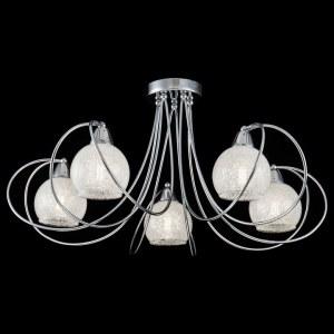 Фото 2 Накладной светильник FR5023CL-05CH в стиле модерн