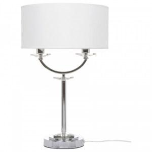 Фото 1 Настольная лампа декоративная FR5034TL-02CH в стиле модерн