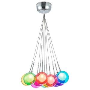 Фото 2 Подвесной светильник FR5174-PL-11-CH в стиле техно