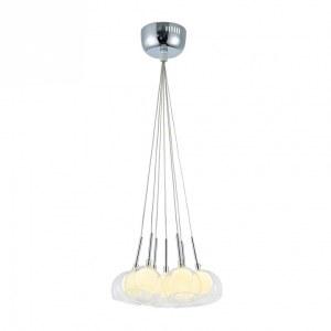 Фото 2 Подвесной светильник FR5175-PL-07-CH в стиле техно