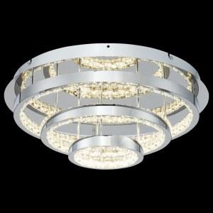 Фото 2 Накладной светильник FR6004CL-L35CH в стиле техно