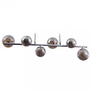 Фото 1 Подвесной светильник FR6158-PL-21W-CH в стиле техно
