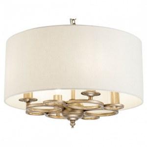 Фото 1 Подвесной светильник H007PL-04G в стиле классический