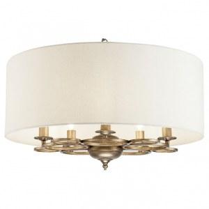 Фото 1 Подвесной светильник H007PL-05G в стиле классический