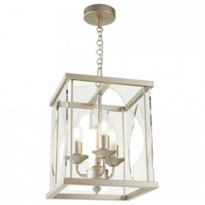 Фото 2 Подвесной светильник H008PL-03G в стиле модерн