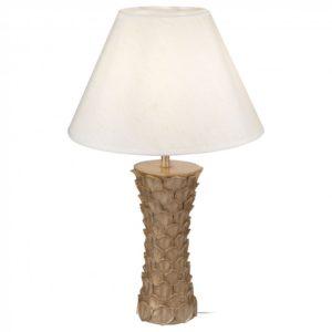 Фото 2 Настольная лампа декоративная H012TL-01G в стиле флористика