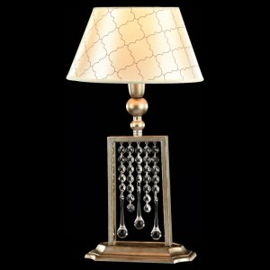 Фото 1 Настольная лампа декоративная H018-TL-01-NG в стиле модерн