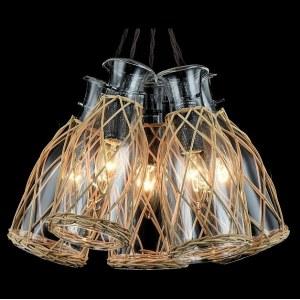 Фото 1 Подвесной светильник H099-05-B в стиле модерн
