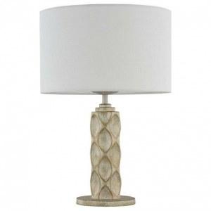 Фото 1 Настольная лампа декоративная H301-11-G в стиле флористика