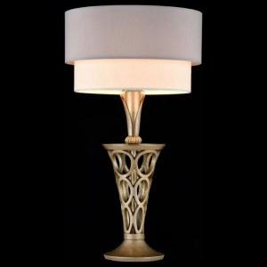Фото 2 Настольная лампа декоративная H311-11-G в стиле флористика