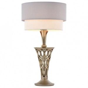 Фото 1 Настольная лампа декоративная H311-11-G в стиле флористика