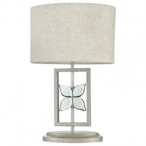Фото 1 Настольная лампа декоративная H351-TL-01-N в стиле флористика