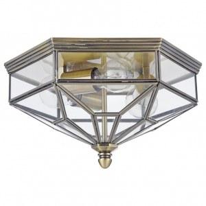 Фото 1 Накладной светильник H356-CL-03-BZ в стиле модерн