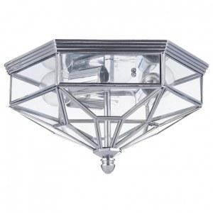 Фото 1 Накладной светильник H356-CL-03-CH в стиле модерн