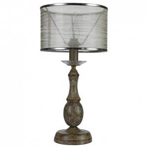 Фото 1 Настольная лампа декоративная H357-TL-01-BG в стиле модерн