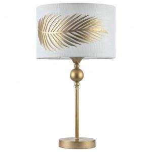 Фото 1 Настольная лампа декоративная H428-TL-01-WG в стиле флористика