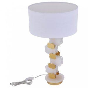 Фото 2 Настольная лампа декоративная H601TL-01BS в стиле модерн