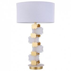 Фото 1 Настольная лампа декоративная H601TL-01BS в стиле модерн