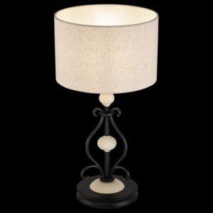 Фото 2 Настольная лампа декоративная H631-TL-01-B в стиле классический