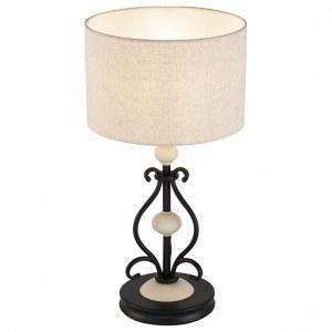 Фото 1 Настольная лампа декоративная H631-TL-01-B в стиле классический
