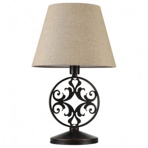 Фото 1 Настольная лампа декоративная H899-22-R в стиле модерн
