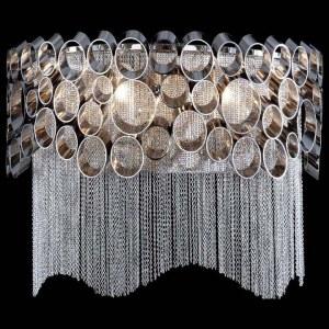 Фото 1 Накладной светильник HAUBERK AP2 в стиле модерн