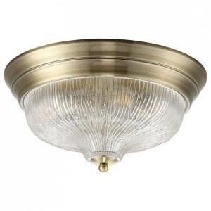 Фото 1 Накладной светильник LLUVIA PL4 BRONZE D370 в стиле модерн