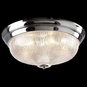 Фото 2 Накладной светильник LLUVIA PL4 CHROME D370 в стиле модерн