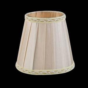 Фото 1 Плафон Текстильный LMP-016-R в стиле классический