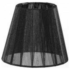 Фото 1 Плафон текстильный LMP-BLACK-130 в стиле
