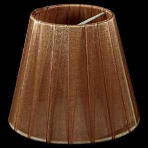 Фото 1 Плафон текстильный LMP-BROWN-130 в стиле