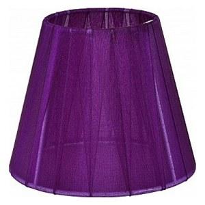 Фото 1 Плафон текстильный LMP-VIOLET-130 в стиле