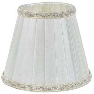 Фото 1 Плафон Текстильный LMP-WHITE-326 в стиле классический