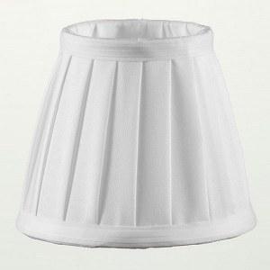 Фото 1 Плафон текстильный LMP-WHITE2-130 в стиле