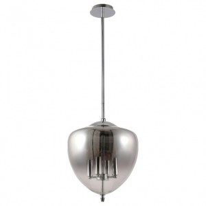 Фото 1 Подвесной светильник MILAGRO SP4 A CHROME в стиле модерн