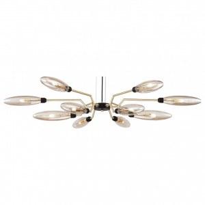 Фото 1 Подвесной светильник MOD012CL-12G в стиле модерн