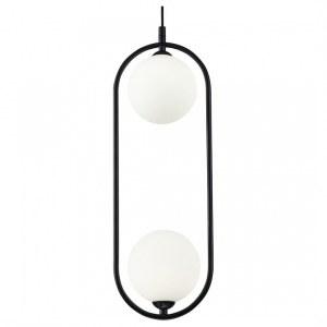 Фото 1 Подвесной светильник MOD013PL-02B в стиле техно