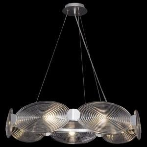 Фото 1 Подвесной светильник MOD022PL-07S в стиле модерн