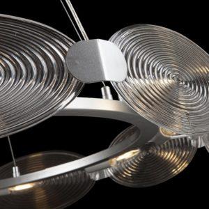 Детальное фото 1 Подвесной светильник MOD022PL-09S в стиле модерн