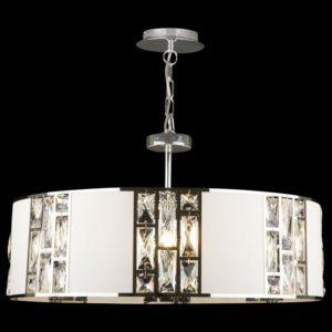Фото 2 Подвесной светильник MOD028PL-08CH в стиле модерн