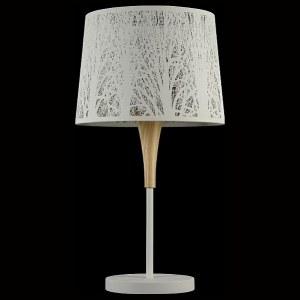 Фото 2 Настольная лампа декоративная MOD029-TL-01-W в стиле модерн